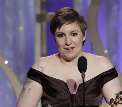 Lena Dunham is Tired of Saying