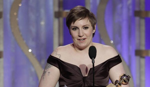 "Lena Dunham is Tired of Saying ""Sorry"", So We'll Say It For Her"