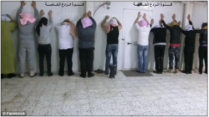Executions of Gays in Libya