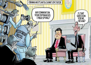 Obama and the Chinese Dictator