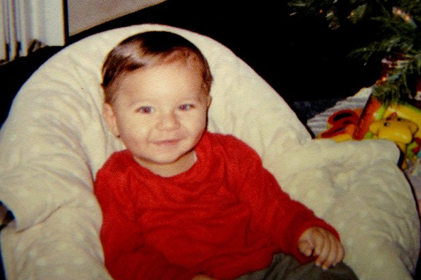 13-Month-Old Antonio Santiago, Killed During a Failed Robbery