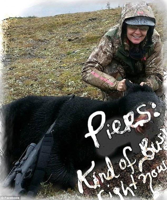 Sarah Palin's Bear