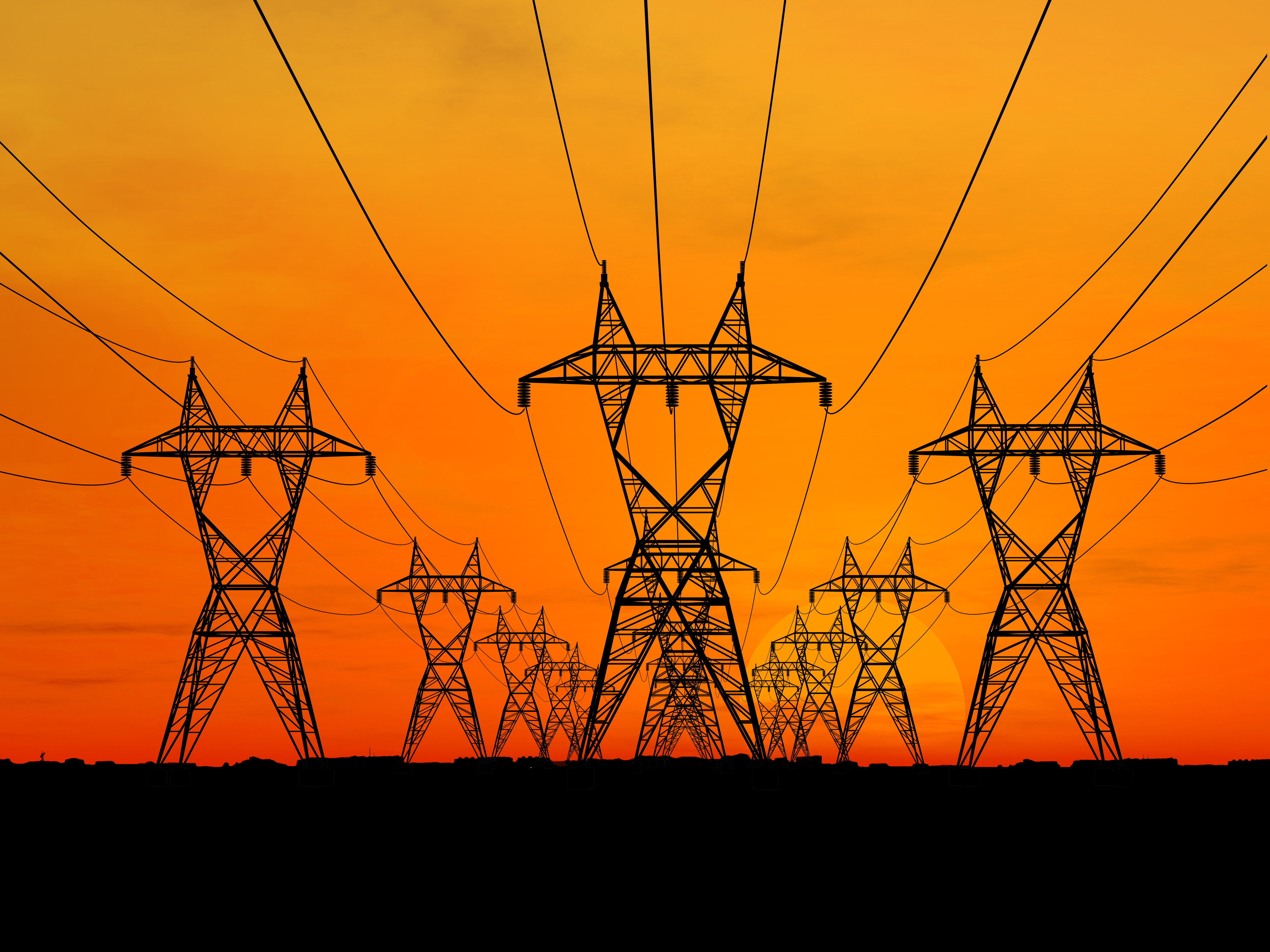 How to survive a power grid failure