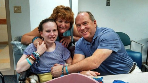 Justina Pelletier, Now a Ward of the State, May Only Visit Her Family Once a Week.