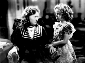 Heidi and Clara (Shirley Temple and Marcia Mae Jones)
