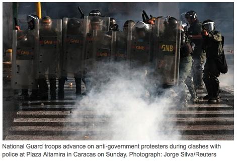 Ven Tear Gas