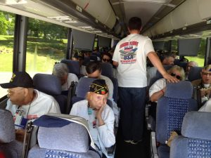 Vets on second bus