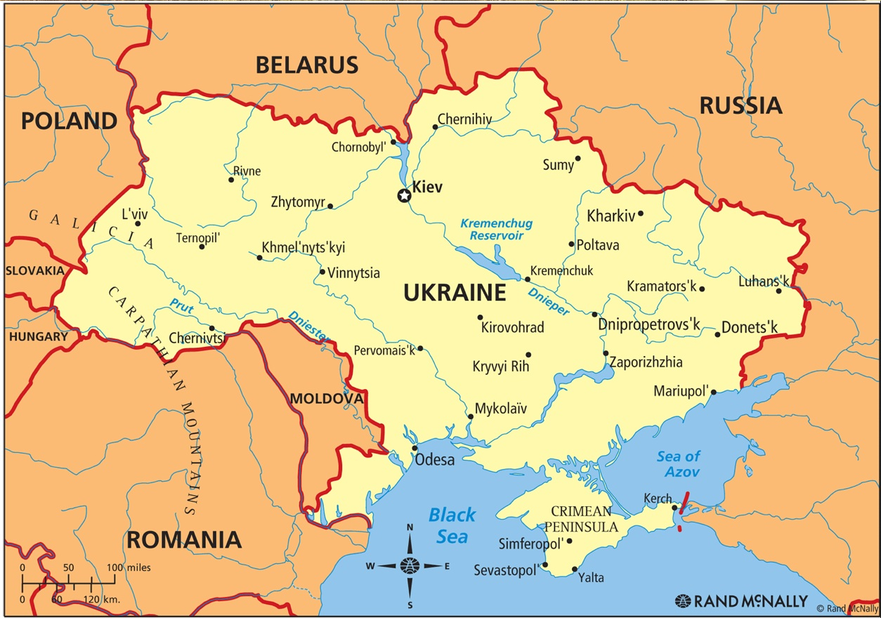 Odessa Jews Pen Emergency Evacuation Plan as Ukraine Crisis