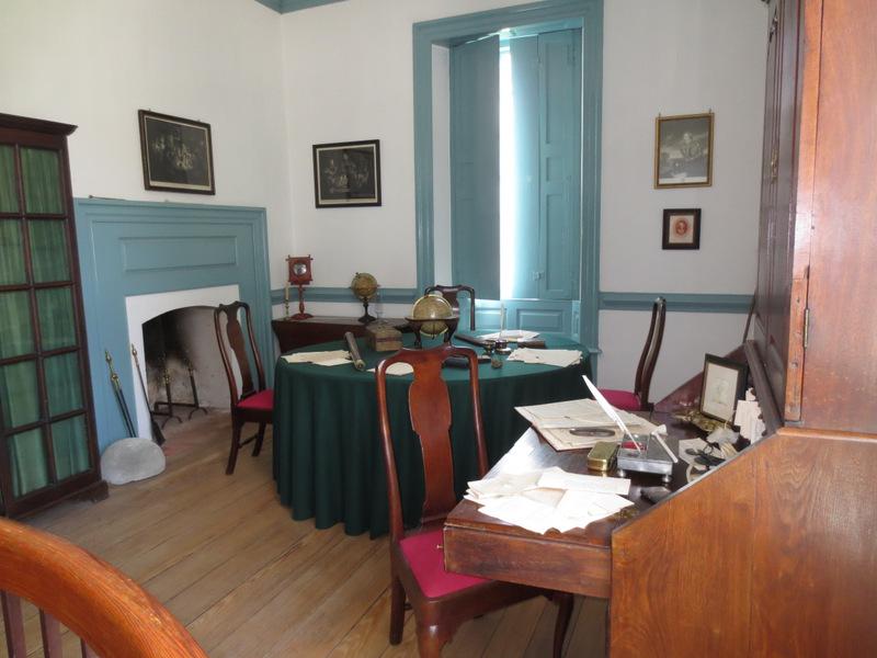 Wythe's study