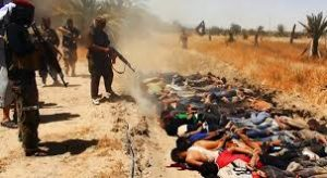 isis violence