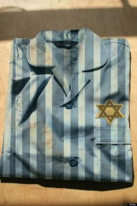 striped pyjamas, concentration camp overalls