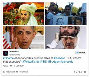 Kurd Tweet