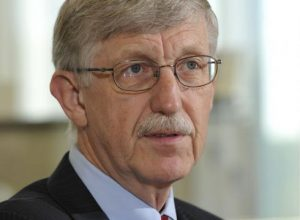Dr. Francis Collins, head of the NIH