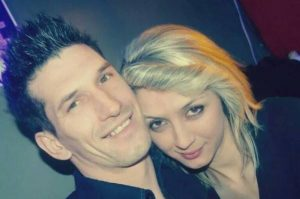 Zemir Begic and wife Arijana  (photo via Gateway Pundit/Twitter)