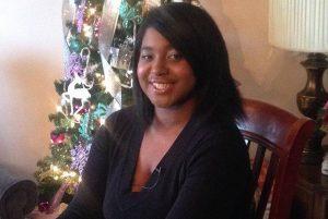 Eric Garner's daughter, Erica