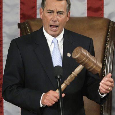 Tuesday's Long Shot: 5 Reasons John Boehner Should Lose the Speakership Today