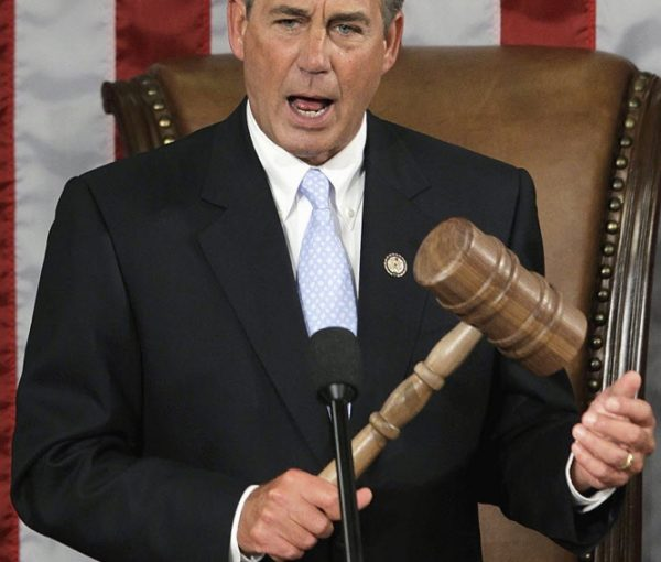 Tuesday's Long Shot: 5 Reasons John Boehner Should Lose the Speakership Today