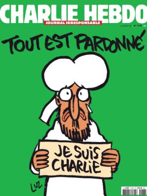 Defying Jihad: #CharlieHebdo Prints 3 Million Copies for Wednesday Edition