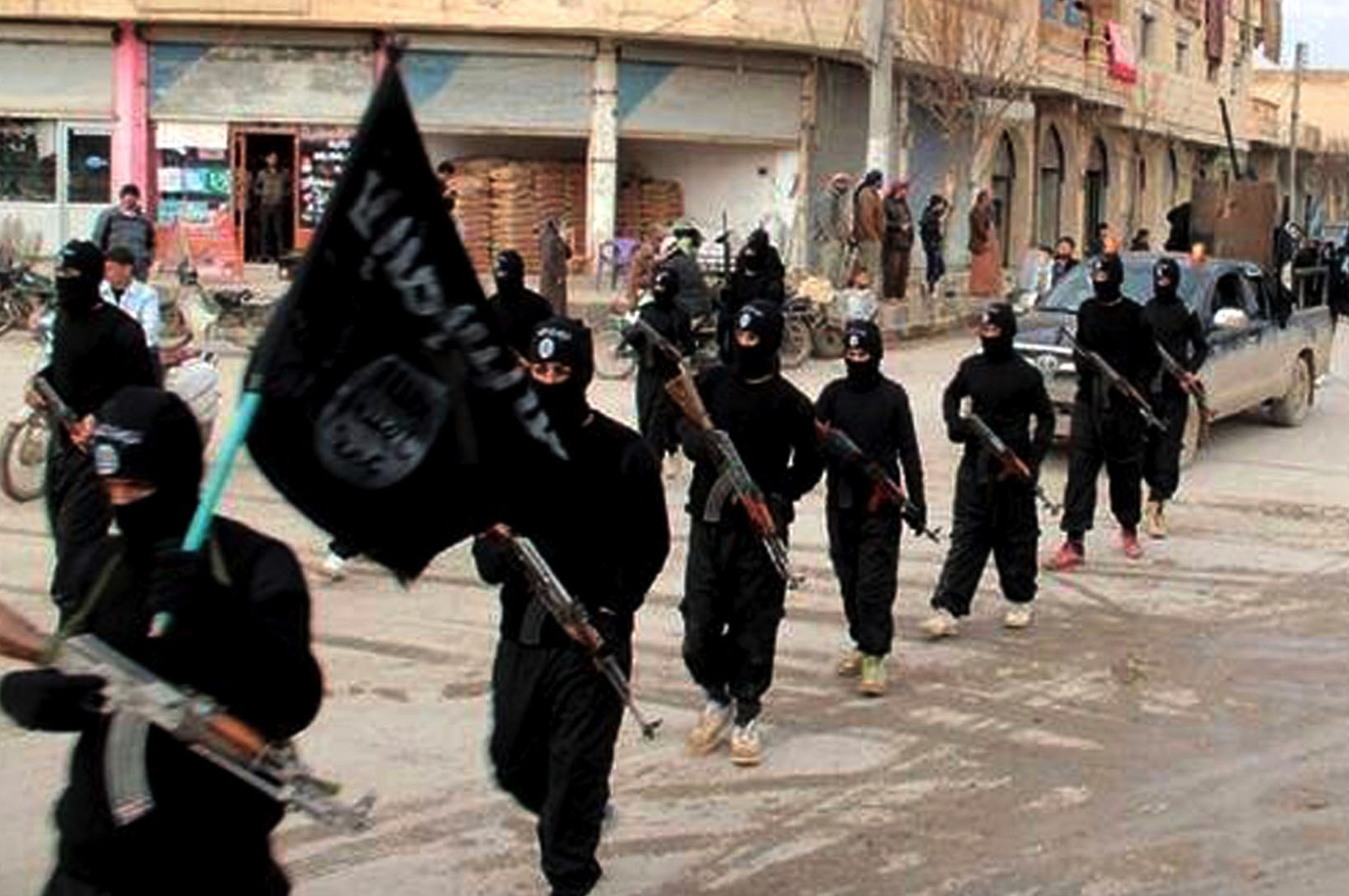 Karma? Reports Say ISIS Terrorists May Have Contracted Ebola