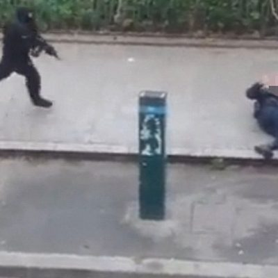 Islamic Terrorists Murder Twelve in Attack on Paris Satirical Magazine Charlie Hebdo