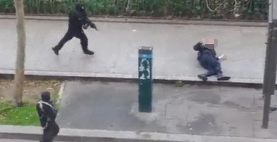Islamic Terrorists Murder Twelve in Attack on Paris Satirical Magazine Charlie Hebdo