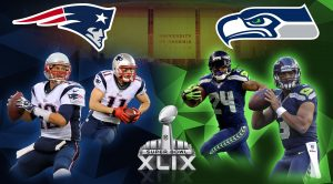 Super Bowl XLIX - Patriots vs. Seahawks