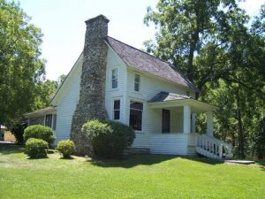 Rocky Ridge Farm, home of Laura and Almanzo Wilder, from July 2007