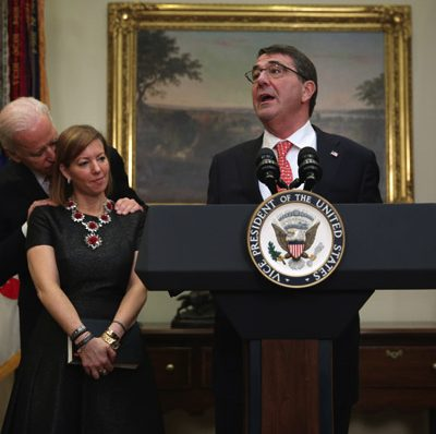 V.P. of Groping: Joe Biden Habitually Touches Women and Girls