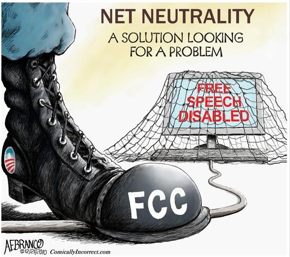 ObamaNet: GOP Commissioners Ask Dem FCC Chair to Delay Net Neutrality Vote