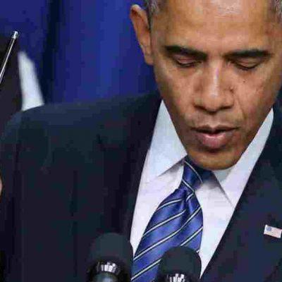 Pen and Phone: Obama Vetoes Bipartisan Keystone XL Pipeline Bill