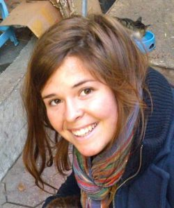 Kayla Mueller (photo: ABC News)