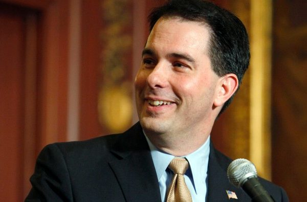 Scott Walker: Is the Canadian Border an Issue?