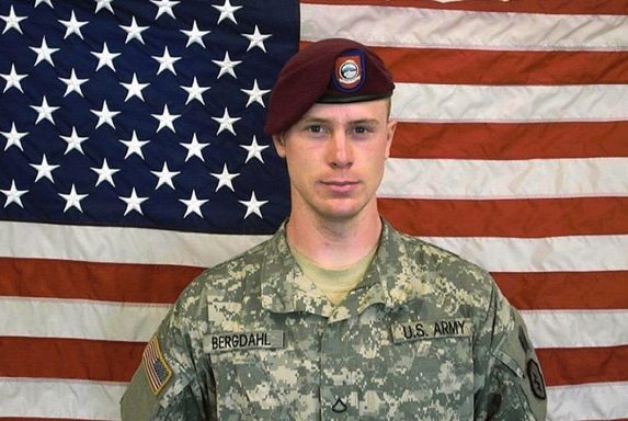Army Sgt. Bowe Bergdahl, due to be court-martialed for desertion