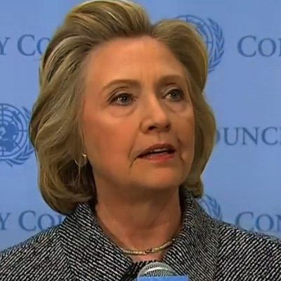 Hillary Visits White House Amid News Aides Emailed Her About Benghazi Via Personal Accounts