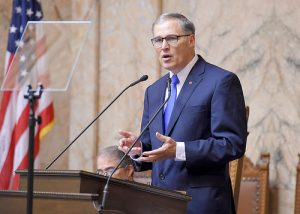 Washington state Governor Jay Inslee (D)