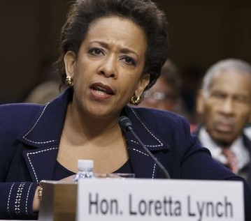 Senate Confirms Loretta Lynch to Replace Eric Holder as Attorney General