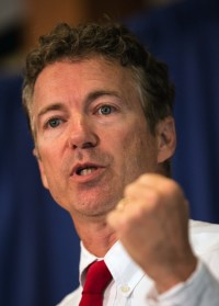 He's In: Rand Paul Officially Announces He's Running for President (VIDEO)