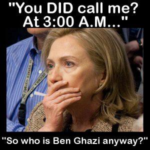 Hillary 3 am