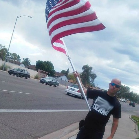 #DrawMuhammad: Amid Death Threats, Marine Will Hold Free Speech Event Outside Phoenix Mosque