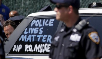 No Respect: Police Officers Say Morale is Low in Departments Across America