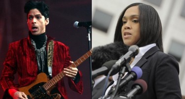 Prosecutorial Misconduct? Baltimore's Marilyn Mosby Joins Prince on Stage at 'Rally 4 Peace' Concert