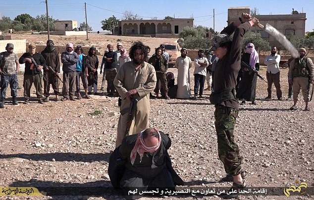 ISIS Purges Palmyra Of Assad Loyalists In Bloody Invasion