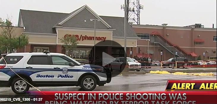 Police Fatally Shoot 'Terror Suspect' Outside a Boston CVS