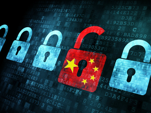 Chinese Hackers Steal Federal Gov't Data Again