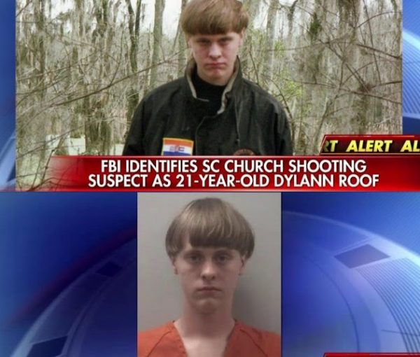 Police: #CharlestonShooting Suspect Dylann Roof Captured
