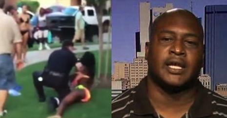 #McKinney: Radio Host Benét Embry Says Incident Not 'About Race,' Activist Threatens Police