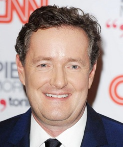 Piers Morgan: 'What Would I Do With White People Who Use the N-Word? Jail Them'