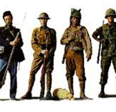 From the Revolutionary War to Today: Happy 240th Birthday US Army!