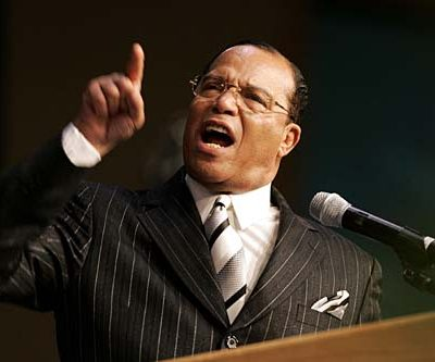 Louis Farrakhan: We Need to Put Down American Flag