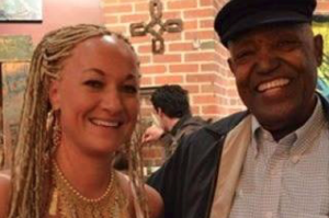 "Dolezal with man she described as her ""father""."